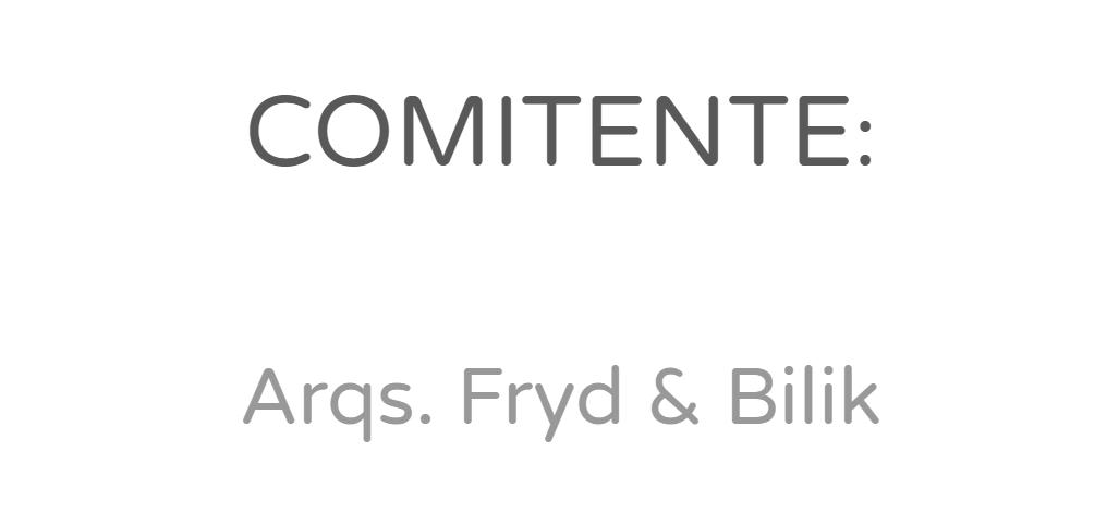 Arqs. Fryd & Bilik